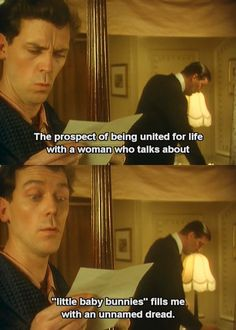 jeeves and wooster.
